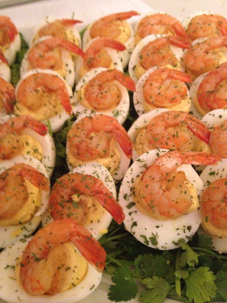 Deviled Shrimp Recipe — Dishmaps