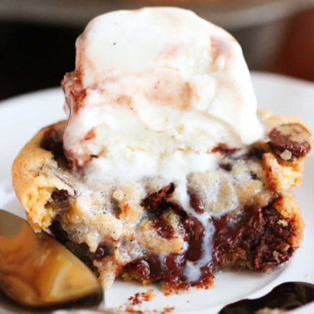 Chocolate chip lava cookies | The Way To My Heart Is Through my SWEET ...