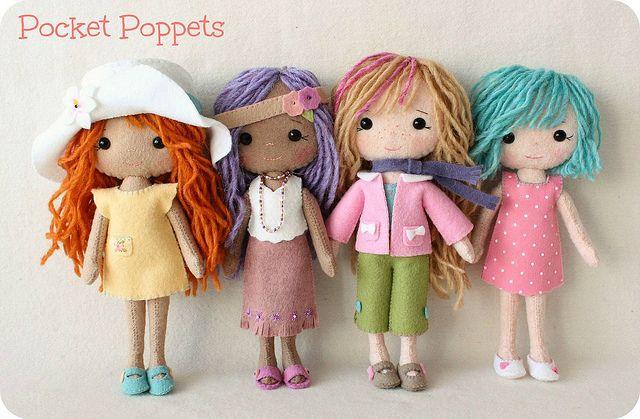Карманный Poppet Pattern Дешевая распродажа!  | Flickr - Photo Sharing!
