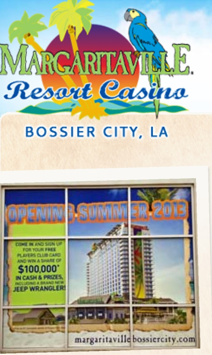 Margaritaville casino in bossier city la