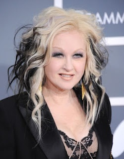 Cyndi Lauper Honored By The US Government For Supporting The LGBT Community!