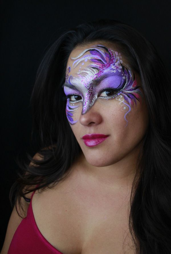 Mardi Gras Masks Face Painting Are You Having A Party And Need Extra