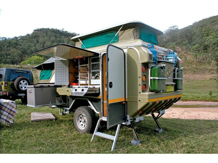 Model Fortunately, Ohiobased Conqueror North America Has Us Me Covered, As The Company Begins To Import Three Variants Of South Africabuilt, Offroadready Conqueror Camper Trailers  For Options Such As A Portable Toilet $150, A Folding