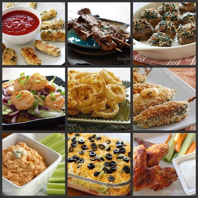 Healthy appetizers super bowl party ideas pinterest for Super bowl appetizers pinterest