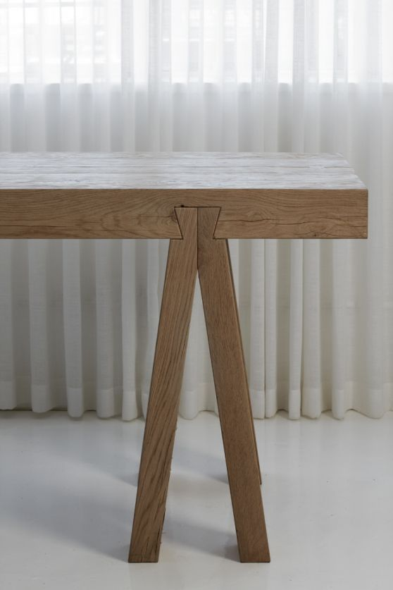 Nokw wood joints details for Table joints