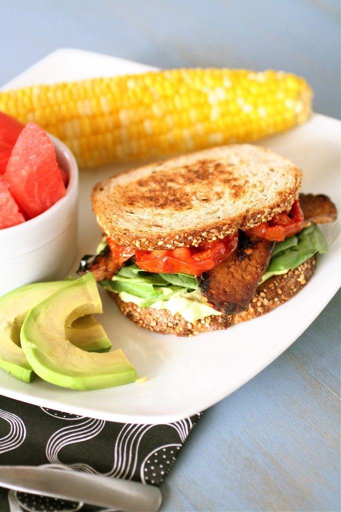 TLT Sandwich Recipe — Dishmaps