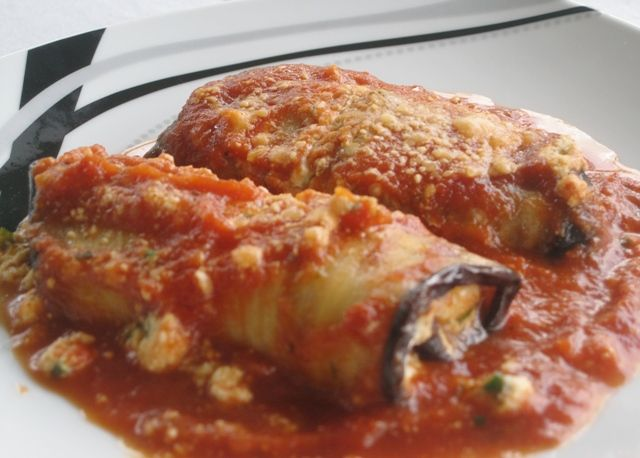 Eggplant Rollatini – Light Recipe | Favorite Recipes-Tested-Loved ...