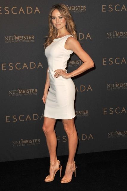 Stacy Keibler Beauty Pinterest