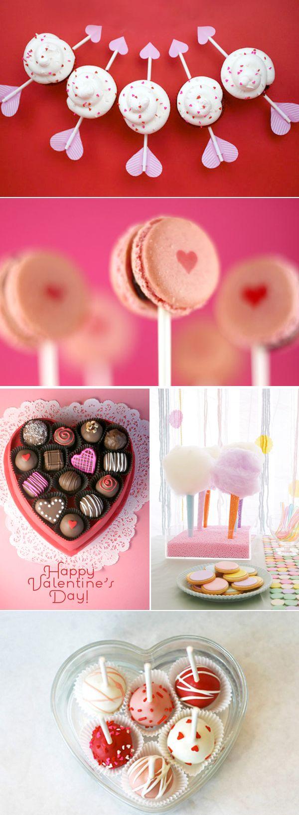 valentine's day desserts no bake