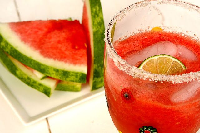 Watermelon limeade! | July '12 | Pinterest