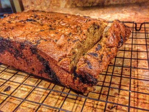 Whole-Wheat Sweet Potato Morning Bread with Ginger-Blueberry Swirl, a ...