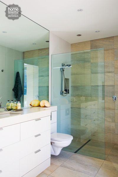 Doorless ideas joy studio design gallery best design for Doorless showers for small bathrooms