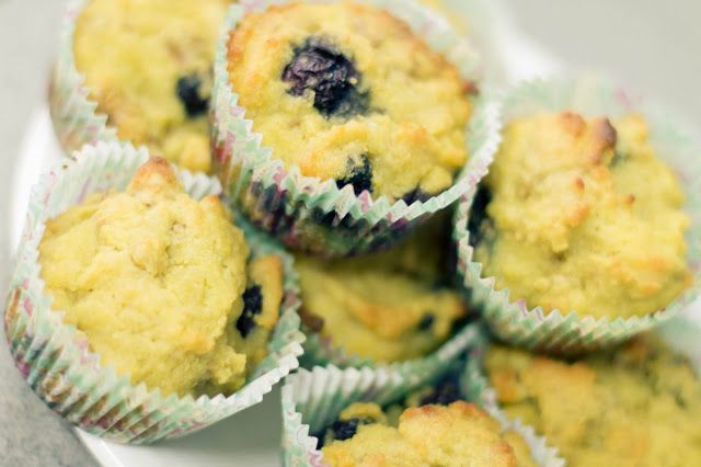 Blueberry, Walnut Muffins, baking, blueberry, coconut flour, coconut ...