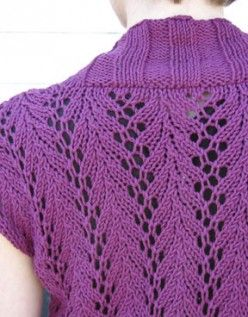 Lace Knitting Free Online Patterns