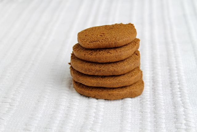 Spicy Gingerbread Cookies | Vegan Goodness and Other Yummyness | Pint ...