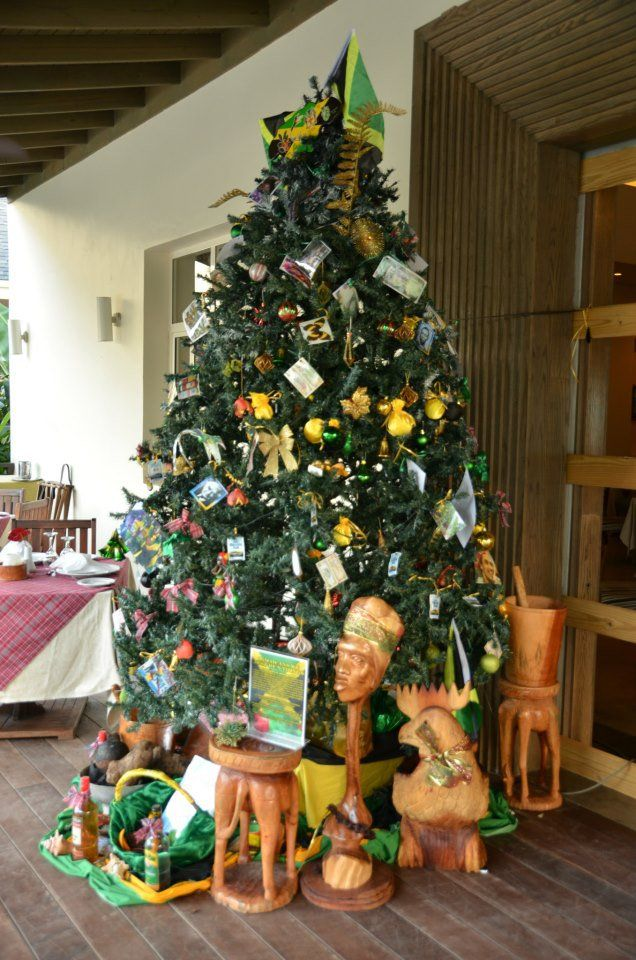 Jamaican christmas tree decorations christmas decorating for Home decor jamaica