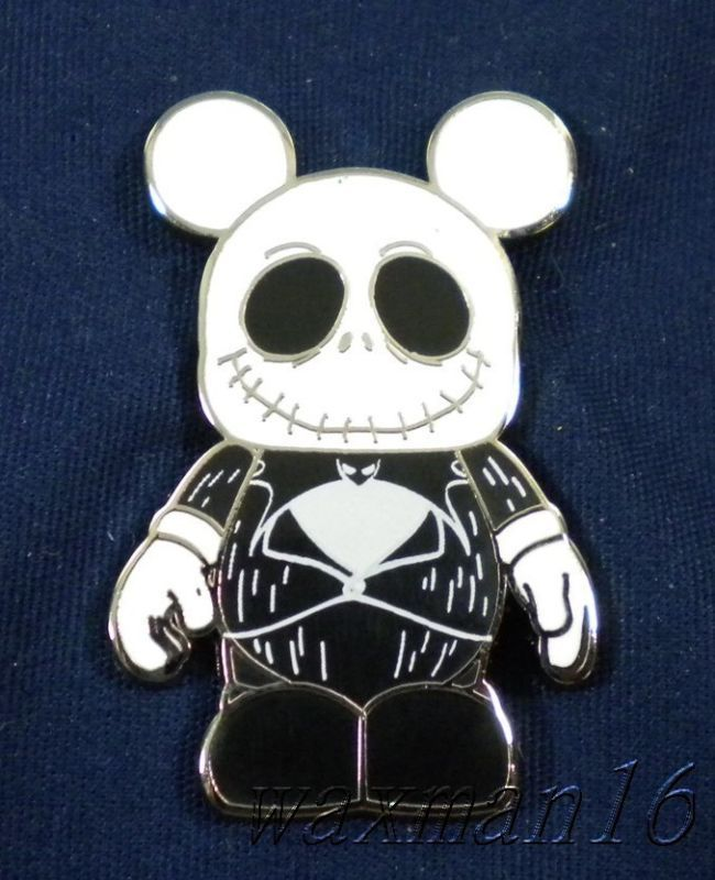 Disney Vinylmation Jack Skellington Nightmare Before Christmas Pin ...