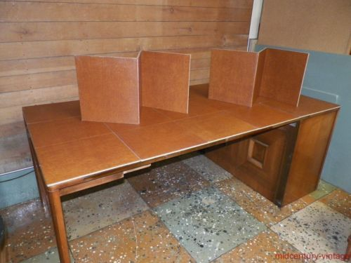 VTG 1950 39 S EXPAND O MATIC DINING TABLE BUFFET RARE MID CENTURY EXPAND