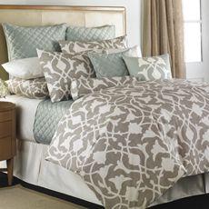 bedding-master bedroom