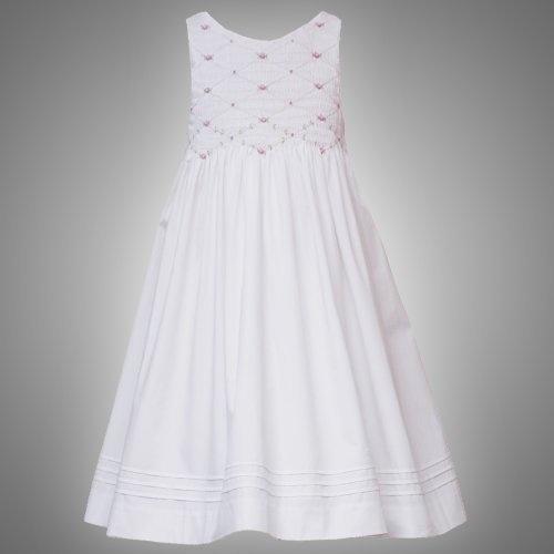 White Flower Girl Dresses Size 16 40