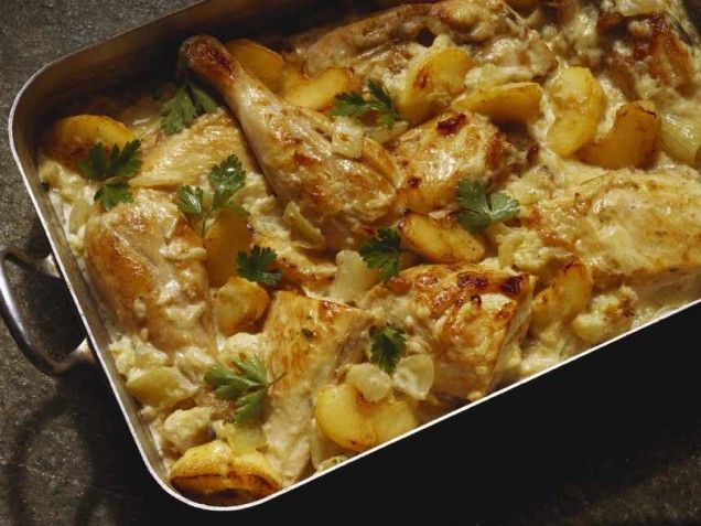 Savory Chicken Breasts with Apples - iVillage