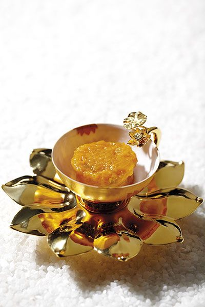 STEAMED PUMPKIN CUSTARD | from the kitchen | Pinterest
