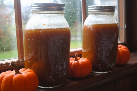 Pumpkin Infused Bourbon | Drinks | Pinterest