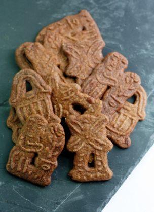 Speculaas Biscuits | Koekjes (Biscuits) | Pinterest