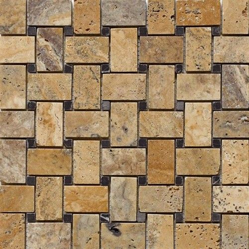 scabos travertine mosaic tile