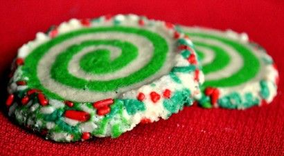 Colorful Slice and Bake Swirl Cookies | Tasty Kitchen: A Happy Recipe ...