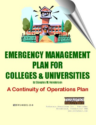 """Emergency Response Plan Template 