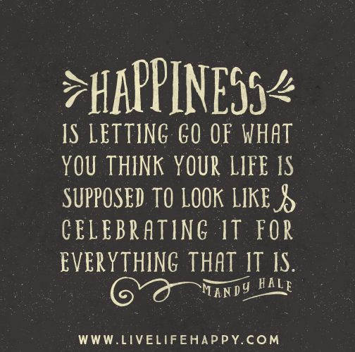 Yes, be thankful for what you have! // LiveLifeHappy.com - #Happiness #Blessed #Thankful