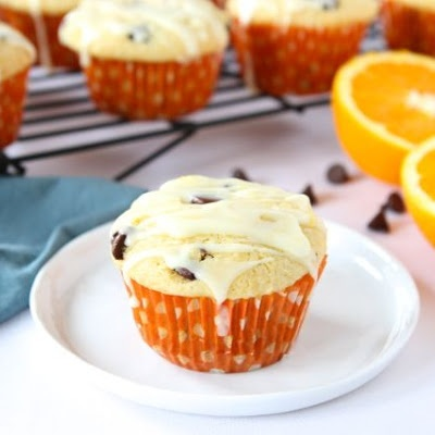 Orange Ricotta Chocolate Chip Muffins | morning breads and cakes | Pi ...