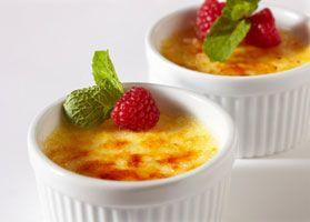 Low Fat Crème Brulee - Foodie Recipe - American Diabetes Association ...