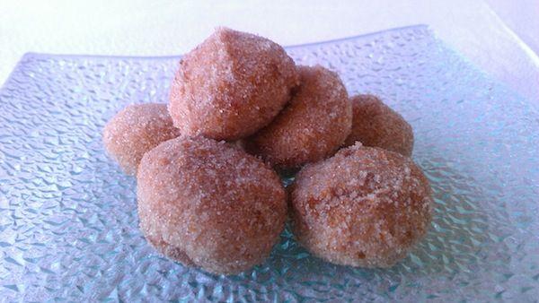 Ricotta-Sweet Potato Beignets Recipe — Dishmaps