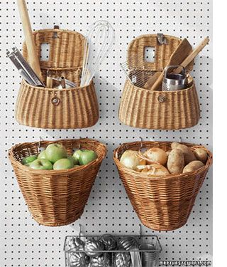 Home-Dzine - Great uses for pegboard