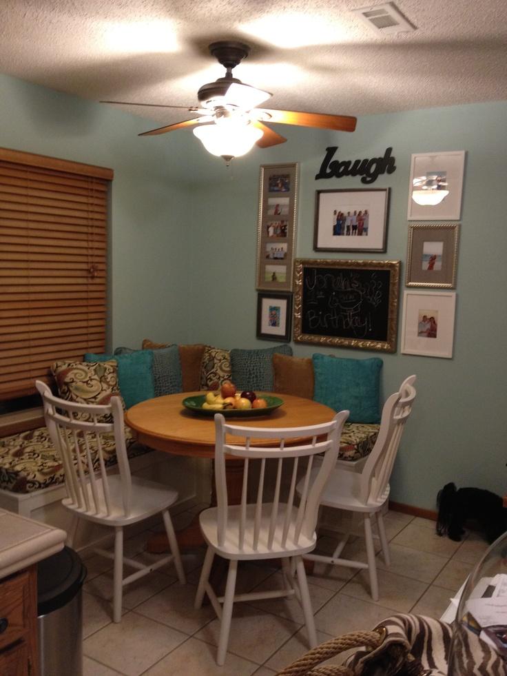 Kitchen banquette furniture pinterest - Where to buy kitchen banquette ...