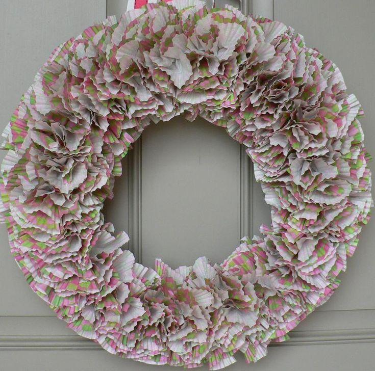 Easter Wreath Ideas Wreaths Pinterest