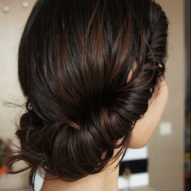 Fantastic 30 Buns In 30 Days  Day 3  Rope Twist Bun  Hair Romance