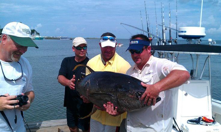 dauphin island deep sea fishing rodeo