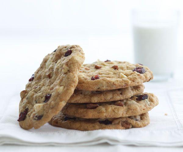 Jumbo Cranberry Oatmeal Jumbles | Recipe