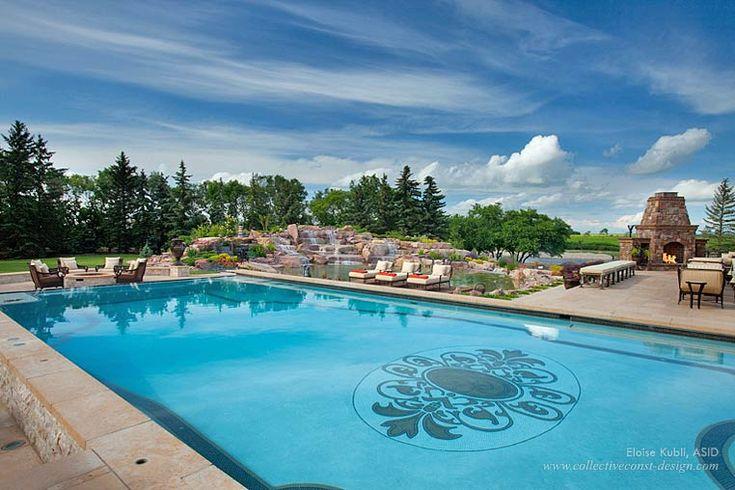 Nice Backyard Pools : Nice backyard pool  BACKYARD DREAMS  Pinterest