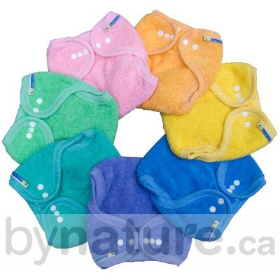MotherEase One-Size Cloth Diapers