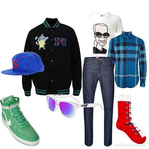 Boy fashion trends