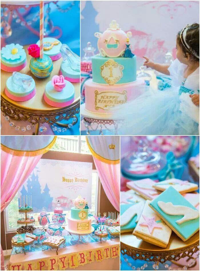 cinderella baby shower themes pinterest