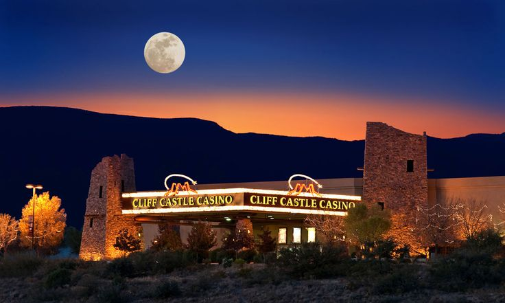 Camp verde casino