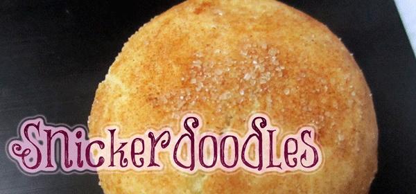 Snickerdoodles | Cookies | Pinterest