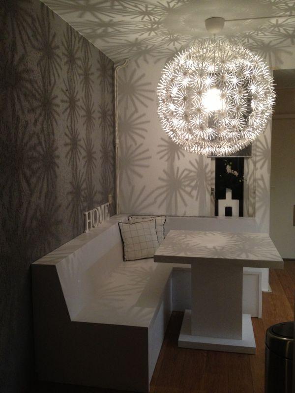 Keuken Hoekbank Met Tafel : Lyon Magnet Two Doors