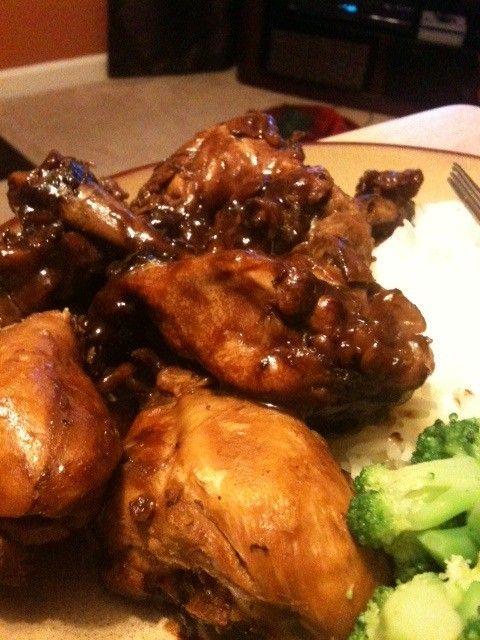 Easy Filipino Chicken Adobo   Pinoy   Pinterest