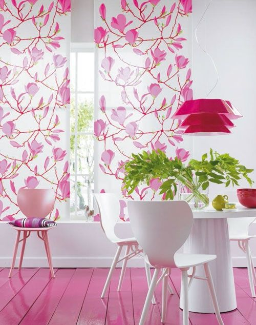 Pink decoration ideas